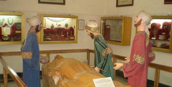 متحف الطب والعلوم عند العرب ومدرسة الطب (البيملرستان النوري )