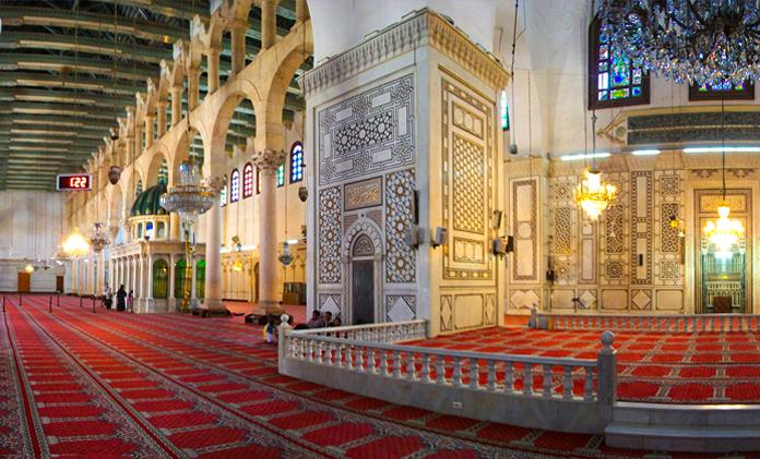 متحف الجامع الكبير(الأموي )