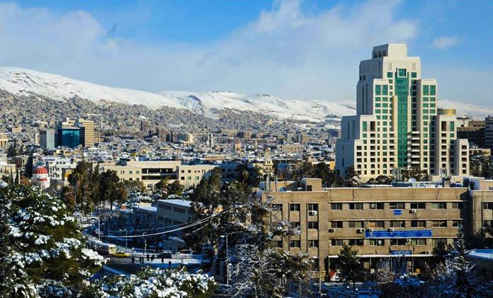 دمشق … مدينة الحُب والياسمين
