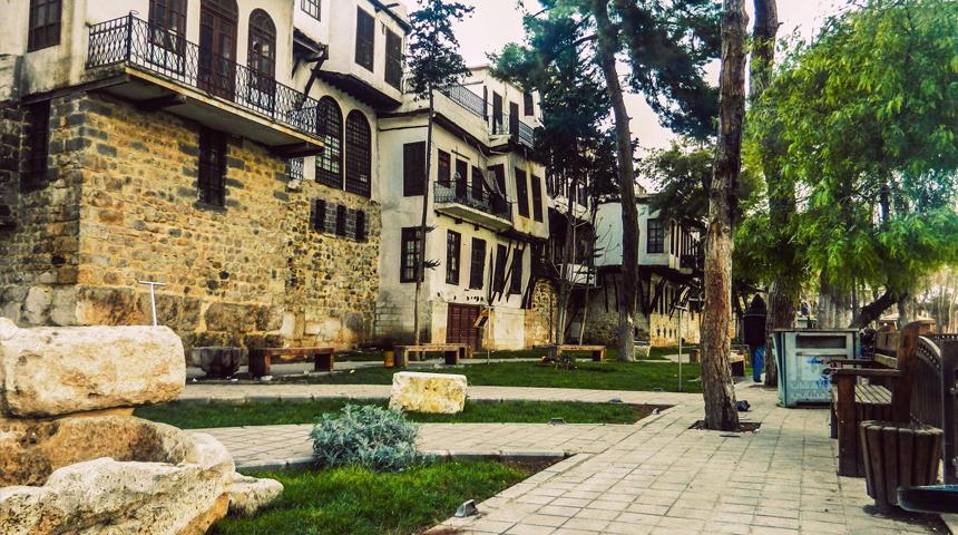 وثائقي عن مدينة دمشق