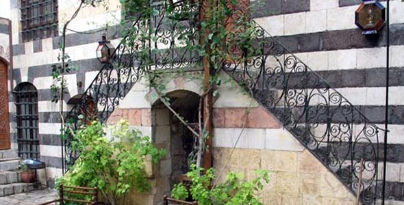 متحف دمشق التاريخي(البيت الشامي)