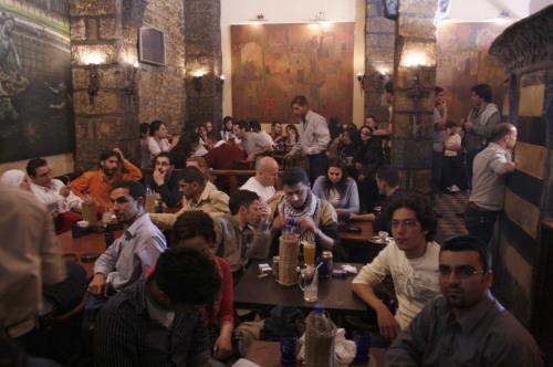 مطعم و مقهى غزل